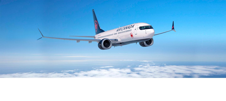 Air Canada, Novedades del Boeing 737 MAX