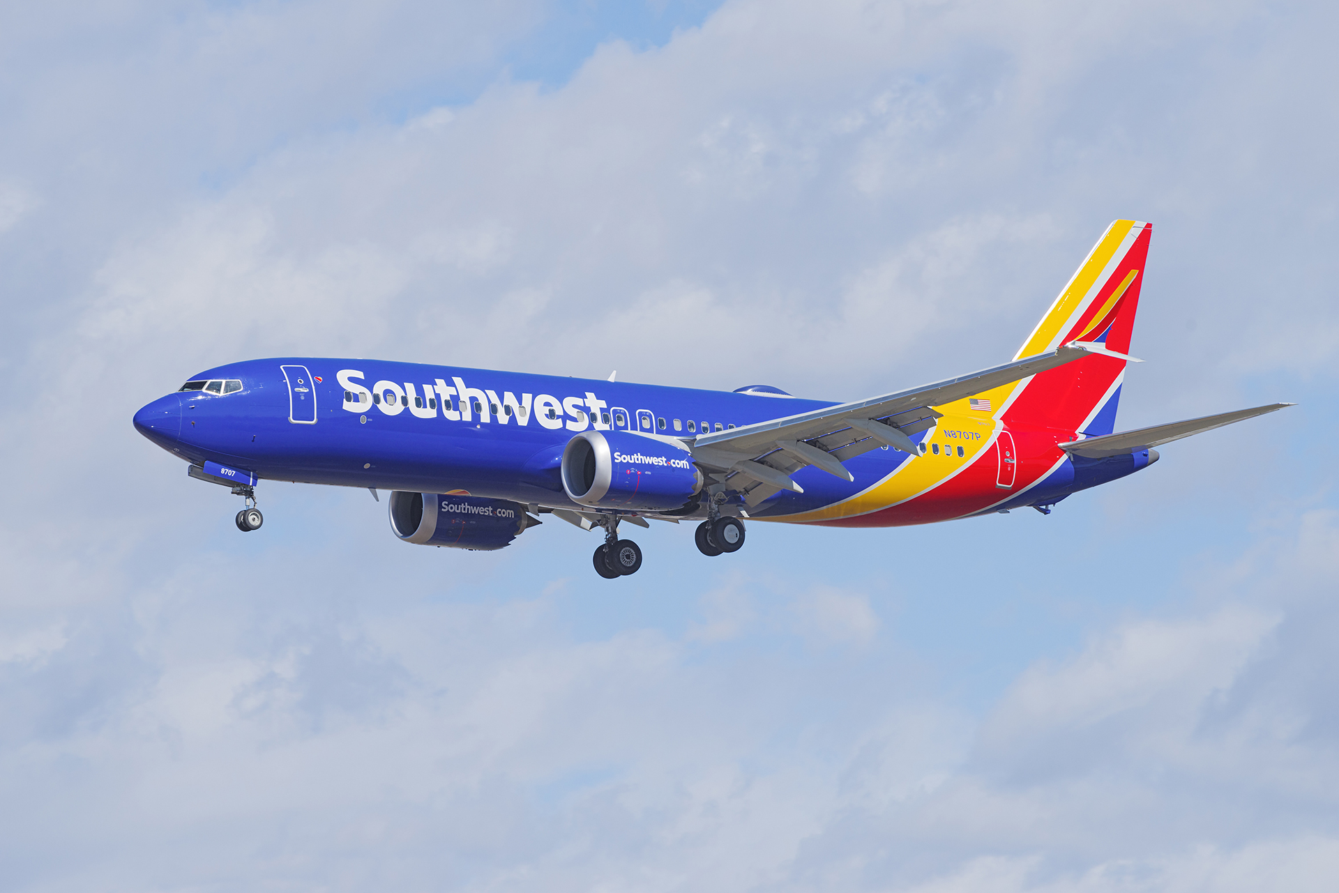 Primer vuelo Houston-Cozumel de Southwest Airlines